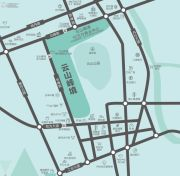 云山峰境花园交通图