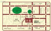 巨友中央公馆交通图