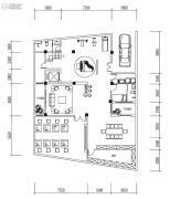 旗山大院4室2厅2卫119平方米户型图