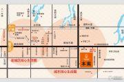 恒茂国际新城交通图