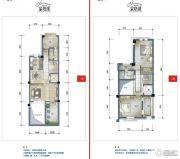 公园19034室2厅4卫221平方米户型图