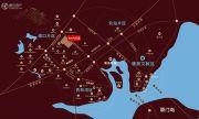 联发・欣悦湾交通图