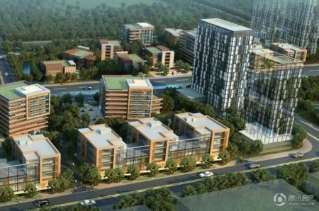 巨大创意产业园-楼盘详情-广州腾讯房产