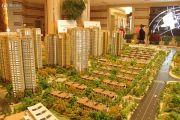 北京城建龙樾湾沙盘图