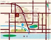 太阳城交通图