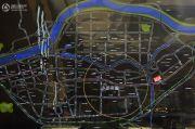 鹏博金城珑园规划图