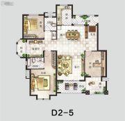 鑫磊森林湖3室2厅2卫105--178平方米户型图