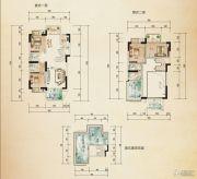 熙岸尚城二期0室0厅0卫178--180平方米户型图