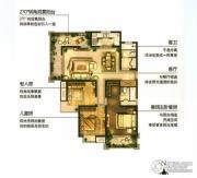 城置御水华庭3室2厅2卫138平方米户型图