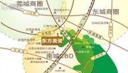 富盈东方美誉交通图