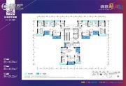 锦荟PARK0平方米户型图