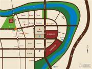 龙湾国际交通图