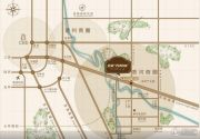 五矿万科城交通图