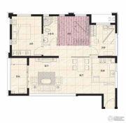 阳光100国际新城3室2厅1卫106平方米户型图