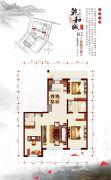 乾和城3室2厅2卫125--185平方米户型图