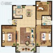 银大・蔚未来3室2厅1卫0平方米户型图