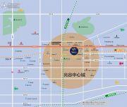 沃德中心交通图