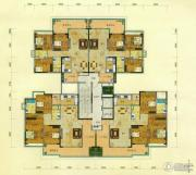 珠光流溪御景3室2厅2卫110--147平方米户型图