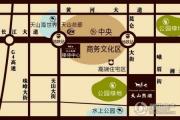 天山熙湖交通图