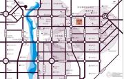 新星宇之郡交通图
