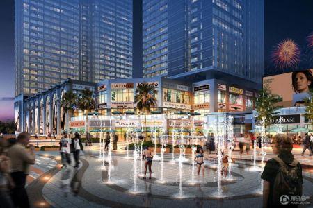 新地中央广场