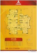 广东动漫城60--94平方米户型图
