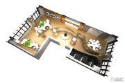 远洋国际中心1室1厅1卫214平方米户型图