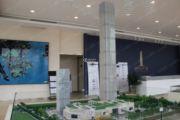 横琴总部大厦沙盘图