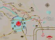 亚太国际健康城交通图