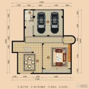 浪琴湾1室1厅1卫160平方米户型图