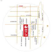 锦华广场交通图