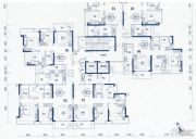 锦绣天伦花园670000平方米户型图