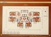 陶然家园4室2厅2卫155--156平方米户型图