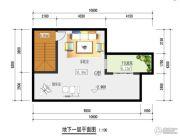 闲情偶寄3室2厅2卫124平方米户型图