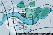 凯景中央首座交通图