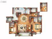 菩悦花苑3室2厅2卫0平方米户型图