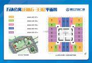 湛江万达广场1室1厅1卫48--97平方米户型图
