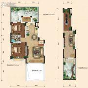融城7英里2室2厅1卫87平方米户型图