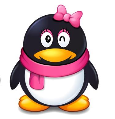 腾讯经典企鹅头像