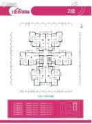 敏捷金谷国际0平方米户型图