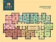 文化帝景规划图