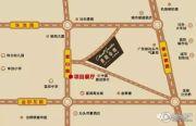 香堤金地交通图
