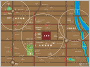 正荣府交通图