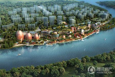 中国御湖花都