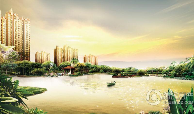 中恒海晖城湖
