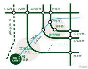 汇金・世界城交通图