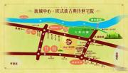 锦豪雍景园交通图