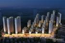 同价位楼盘:大美盛城三期美珑公园效果图