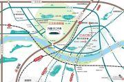 方圆・东江月岛交通图