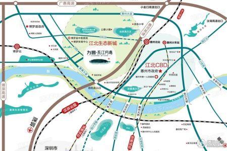 方圆・东江月岛